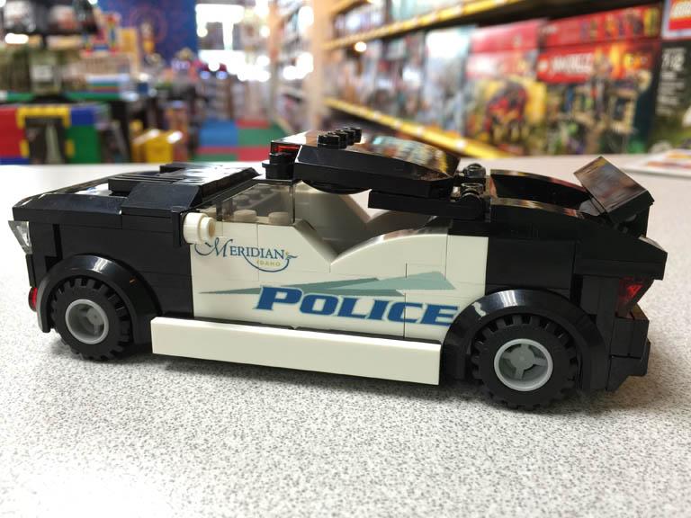 Meridian Police Cruiser