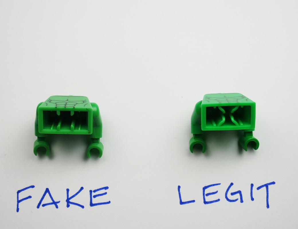 FRAUD ALERT #3: FAKE FIGS (LEGO Minifigures)   BRICKNOWLOGY - Build