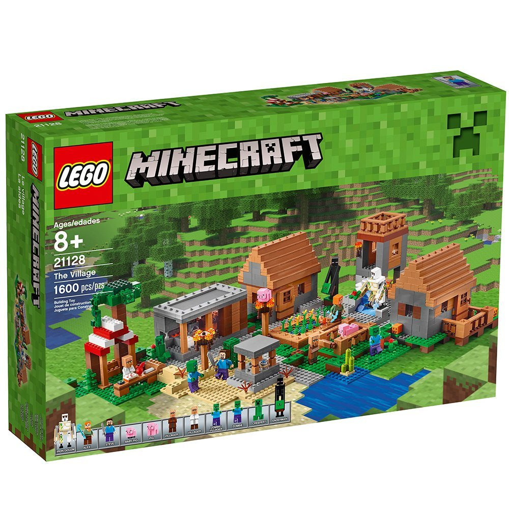 21128 The Village Retired Final Sale Bricknowlogy Build Your Mind