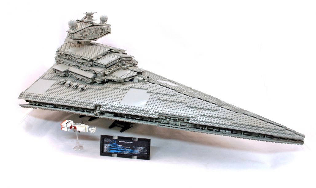 10030 Imperial Star Destroyer Ucs Retired Final Sale